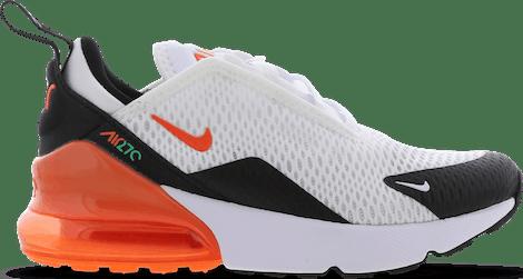 AO2372-107 Nike Air Max 270 -  - White - Textil, Synthetisch - Maat 32 - Foot Locker