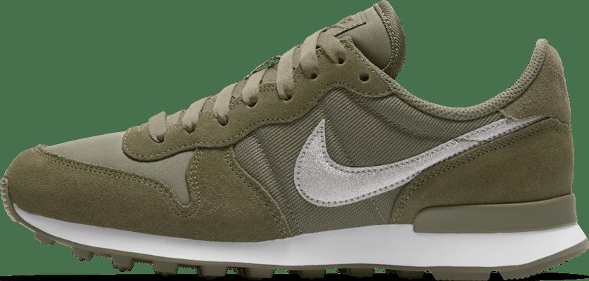 AT0075-200 Nike Internationalist Glitter