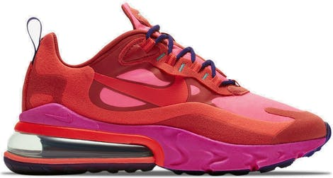 """AT6174-600 Nike Wmns Air Max 270 React """"Mystic Red"""""""