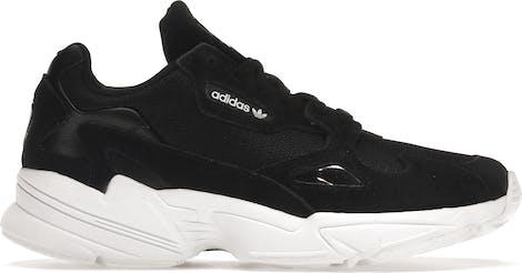 B28129 adidas Falcon Core Black Cloud White (W)