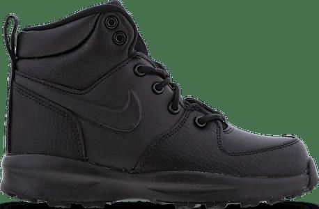 BQ5373-001 Nike Manoa -  - Black - Nubuck - Maat 35 - Foot Locker