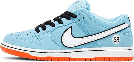 """BQ6817-401 Nike SB Dunk Low Pro """"Blue Chill"""""""
