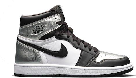 "CD0461-001 Air Jordan 1 WMNS Retro High OG ""Silver Toe"""