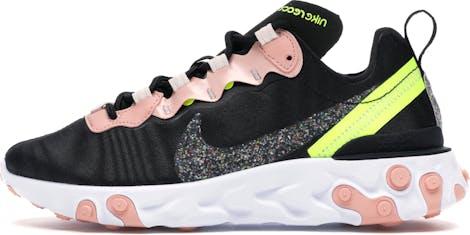 "CD6964-002 Nike Wmns React Element 55 Premium ""Coral Stardust"""
