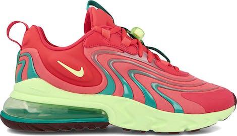"CJ0579-600 Nike Air Max 270 React ENG ""Track Red"""