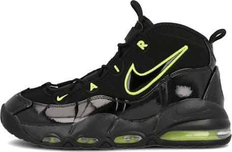 CK0892-001 Nike Air Max Uptempo 95 Black Volt
