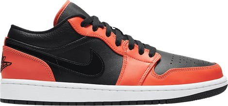 "CK3022-008 Air Jordan 1 Low SE ""Turf Orange"""