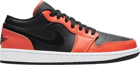 "CK3022-008 Air Jordan 1 Low SE ""Turf Orange"""