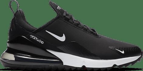CK6483-001 Nike Air Max 270 Golf Black White