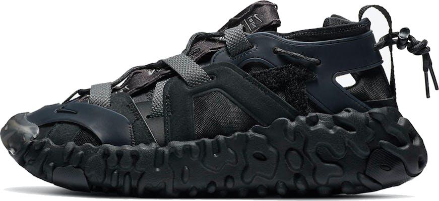 CQ2230-001 Nike ISPA Overreact Sandal Black