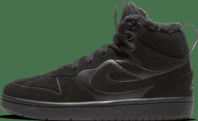 CQ4026-001 Nike Court Borough Mid 2 Kleuterboots