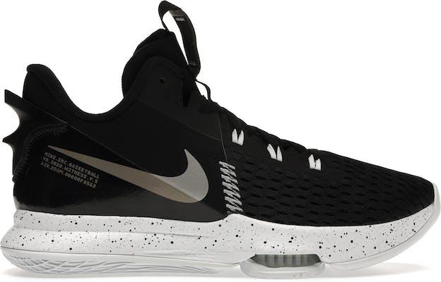 "CQ9380-001 Nike LEBRON WITNESS V ""Black"""
