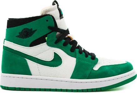"CT0979-300 Air Jordan 1 WMNS Zoom Air Comfort ""Stadium Green"""