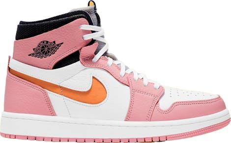 "CT0979-601 Air Jordan 1 High Zoom Comfort ""Pink Glaze"""