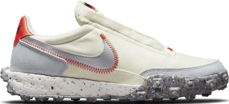 CT1983-105 Nike Waffle Racer Crater Coconut Milk
