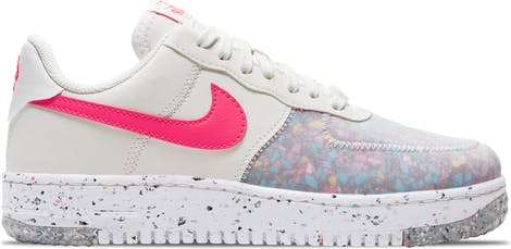 """CT1986-101 Nike WMNS AIR FORCE 1 CRATER """"Summit White"""""""
