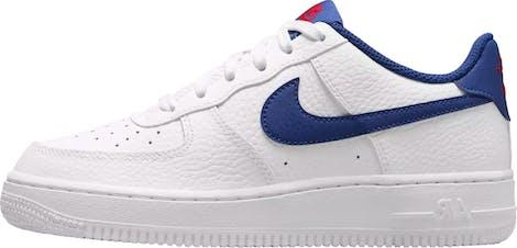 "CT3839-101 Nike AIR FORCE 1 (GS) ""White"""