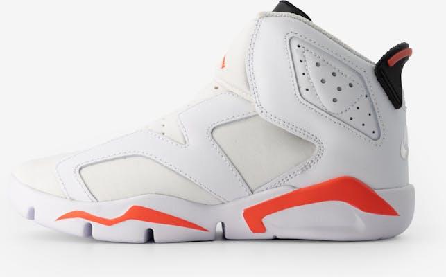 CT4416-101 Jordan 6 Retro -  - White - Mesh/Synthetisch - Maat 32 - Foot Locker