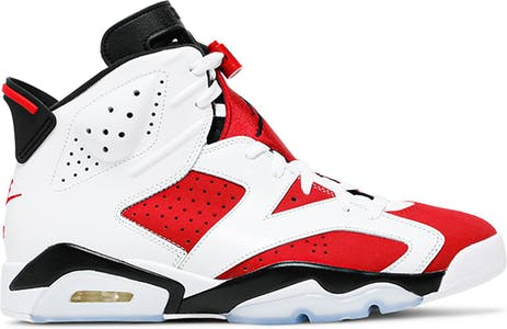 "CT8529-106 Air Jordan 6 ""Carmine"" 2021"