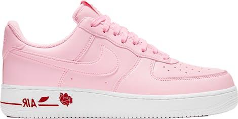 """CU6312-600 Nike Air Force 1 Low """"Pink Rose"""""""