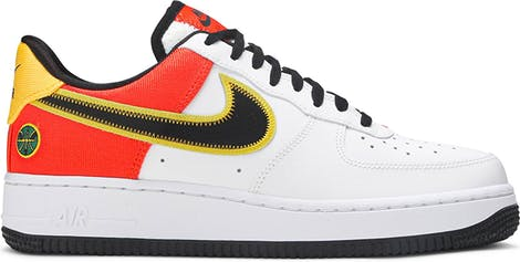 "CU8070-100 Nike Air Force 1 Low ""Rayguns"""