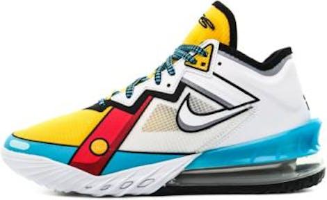 CV7562-104 LeBron 18 Low Basketbal
