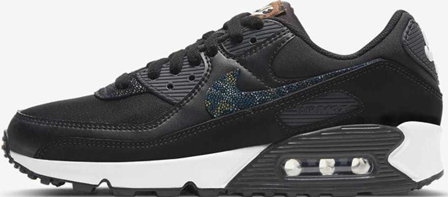 "CV8824-001 Nike Air Max 90 SE ""Black Safari"""