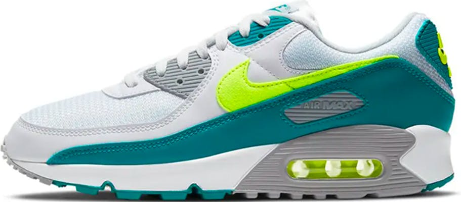"CZ2908-100 Nike Air Max 90 ""Spruce Lime"""
