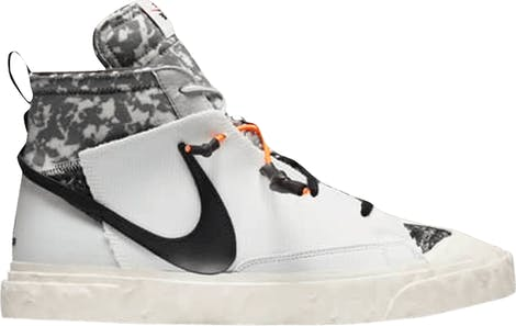 """CZ3589-100 READYMADE x Nike Blazer Mid """"White"""""""