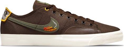 "CZ5605-200 Nike Skateboarding Blazer Court DVDL ""Baroque Brown"""