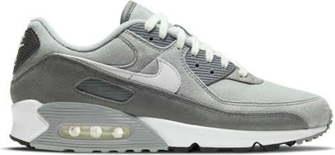 "DA1641-001 Nike Air Max 90 Premium ""Light Smoke Grey"""