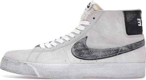 DA1839-002 Nike SB Blazer Mid Faded Sail Black