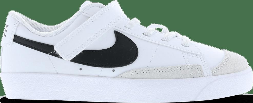 DA4075-101 Nike Blazer Low -  - White - Leer - Maat 32 - Foot Locker