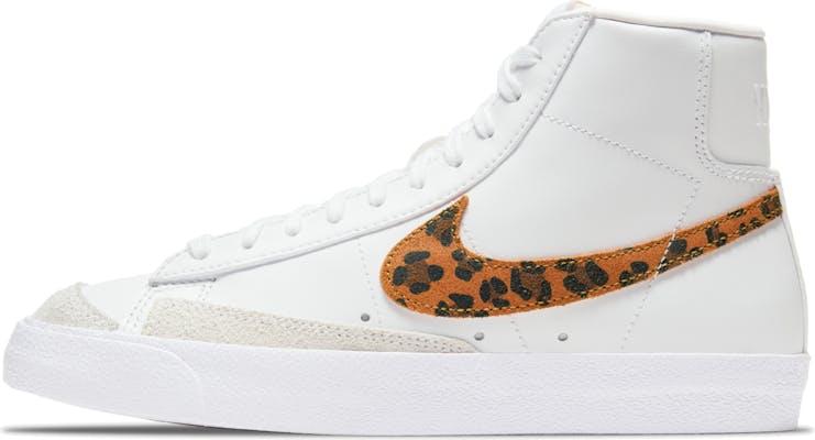 """DA8736-101 Nike Blazer Mid 77 SE """"White Leopard"""""""