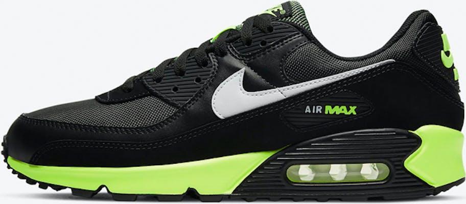 "DB3915-001 Nike Air Max 90 PRM ""Hot Lime"""