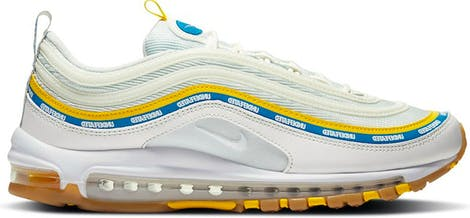 "DC4830-100 UNDEFEATED x Nike Air Max 97 ""White"""