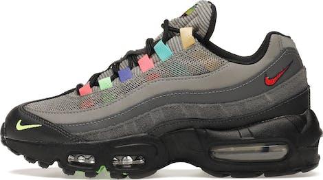 """DD1502-001 Nike Air Max 95 EOI """"Light Charcoal"""""""