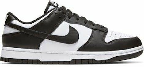 DD1503-101 Nike Dunk Low White Black (2021) (W)
