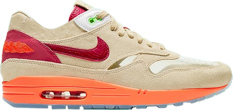 "DD1870-100 Clot x Nike Air Max 1 ""Kiss Of Death"""