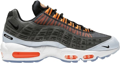 "DD1871-001 Kim Jones x Nike Air Max 95 ""Total Orange"""
