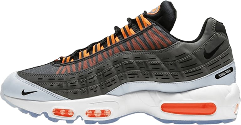 "DD1871-001 Kim Jones x Nike Air Max 95 ""Total Orange"""