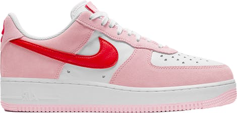 "DD3384-600 Nike Air Force 1 '07 Valentine's Day ""Love Letter"""