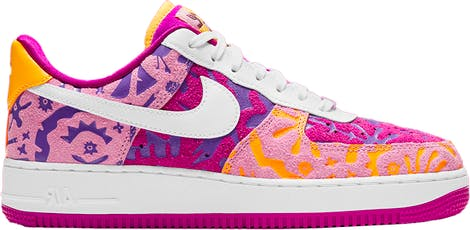 """DD5516-584 Nike WMNS Air Force 1 '07 """"Arctic Pink"""""""