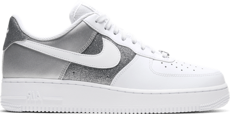 "DD6629-100 Nike WMNS AIR FORCE 1 '07 ""White"""