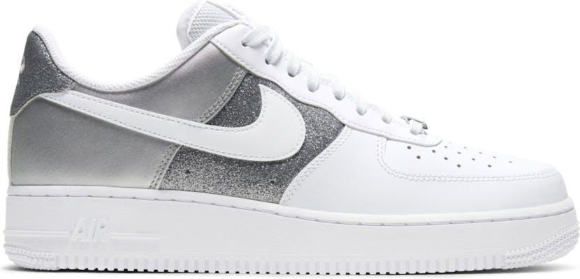 """DD6629-100 Nike WMNS AIR FORCE 1 '07 """"White"""""""