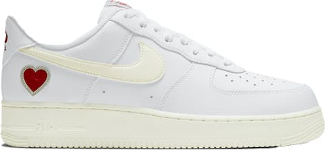 "DD7117-100 Nike Air Force 1 Low ""Valentine's Day"""