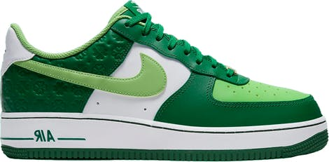 "DD8458-300 Nike Air Force 1 '07 ""St. Patty's Day"""
