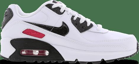 DH2605-100 Nike Air Max 90 Essential -  - White - Synthetisch, Leer - Maat 36 - Foot Locker