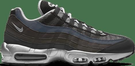 """DH8075-001 Nike AIR MAX 95 PRM """"Black"""""""