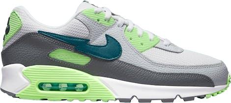 "DJ6897-100 Nike Air Max 90 ""Lime Glow"""